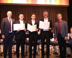 Abschlusskonzert der neuen Kapellmeister
